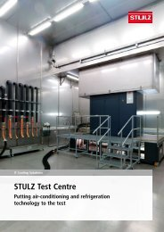 Test Centre Brochure - Stulz