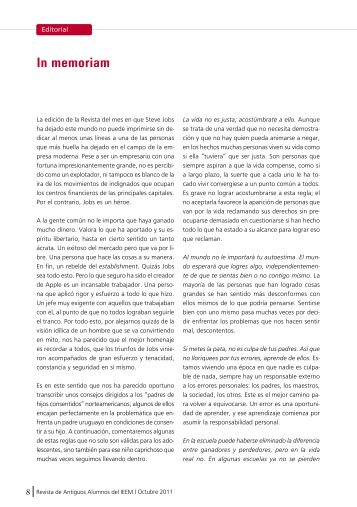 Editorial - IEEM