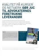 JUC kurser for advokater og jurister 1-2015 - Page 3