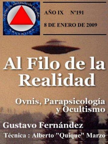 Revista AFR-191.pdf - Archivos Forteanos Latinoamericano.