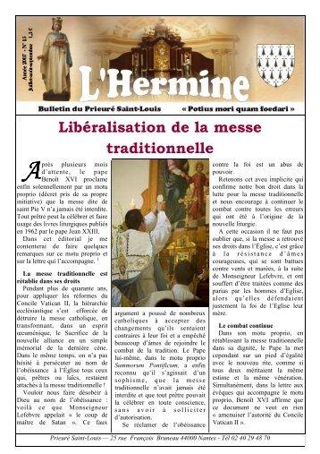 L'Hermine nº 15 - La Porte Latine