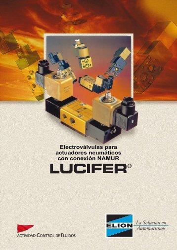 catalogo lucifer S341 - Comercial Arturo Abos sl