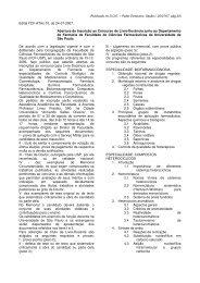 Edital FCF-ATAc-10, de 24-07-2007. Abertura de Inscrição ao ...