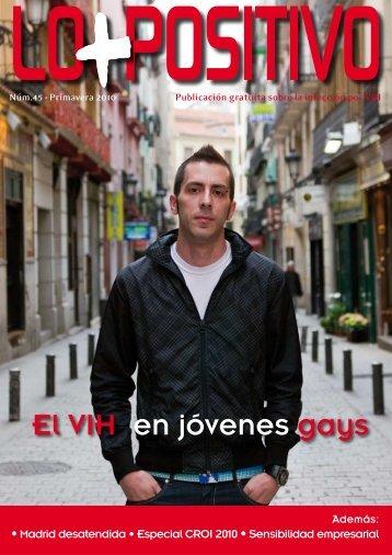 El VIH en jóvenes gays - Sida Studi