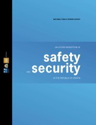 Survey on Citizen Perception of Safety and Security ... - UNDP Croatia