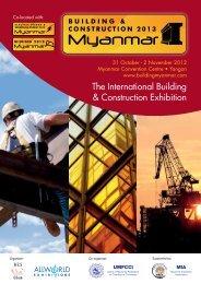 The International Building & Construction Exhibition - Allworld ...