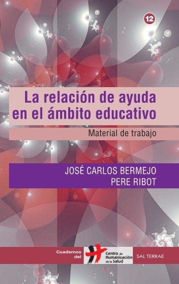 La relación de ayuda en el ámbito educativo - Editorial Sal Terrae