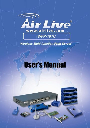 WFP-101U - AirLive
