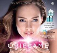 Catalogue Oriflame Tunisie C1 / 2015 By NOUIRA Mouna code 137