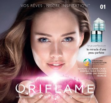 Catalogue Oriflame Tunisie C1 / 2015 By NOUIRA Mouna code 137