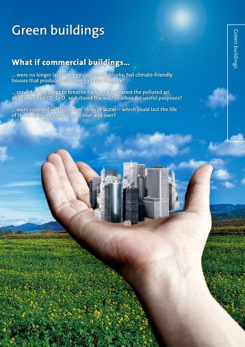 Green buildings - Grundfos E-Newsletter