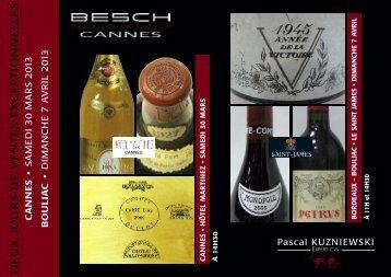 Mise en page 1 - Besch Cannes Auction