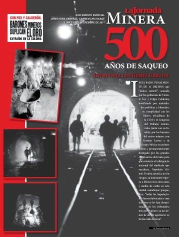 Edición en pdf - La Jornada - UNAM