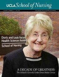 Fall 2007 - UCLA School of Nursing