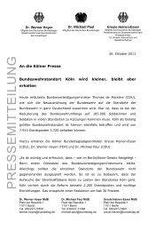 mehr lesen - Heinen, Ursula (MdB)