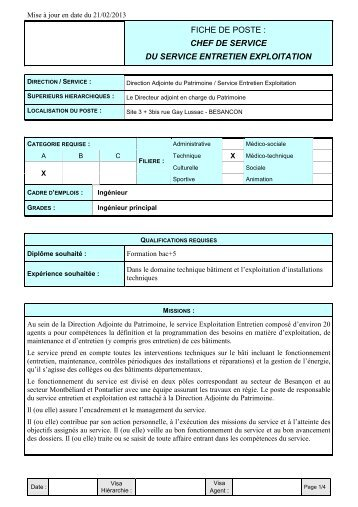 Biep emploi - Grille indiciaire collectivite territoriale ...