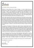 Dear Teachers, Dancers, Families And Friends - Tribute National ... - Page 2