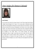 Dear Teachers, Dancers, Families And Friends - Tribute National ... - Page 5