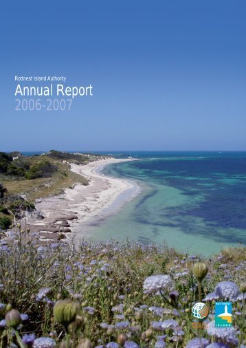 Annual Report 2006-2007 - Rottnest Island