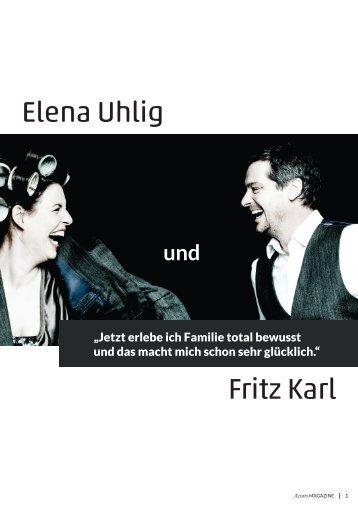 Elena Uhlig Fritz Karl