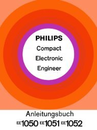 Anleitungsbuch - Philips