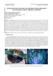 power measure channels of the ipr-r1 triga research nuclear ... - CDTN