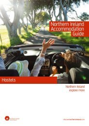 Hostels - Discover Northern Ireland