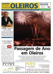 Edição de Janeiro de 2010. - Jornal de Oleiros