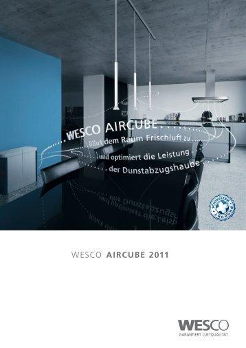 WESCO AIRCUBE 2011