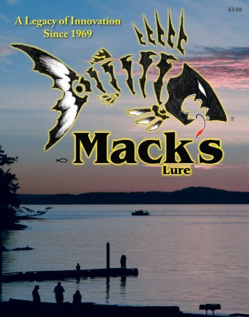Wedding Rings - Mack's Lure