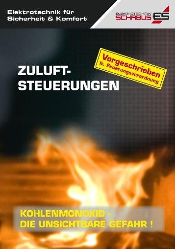 ZULUFT- STEUERUNGEN Vorgeschrieben - BSM Frank Ludwig