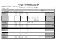 Rozkład zajęć - Wydział Zarządzania i Ekonomii