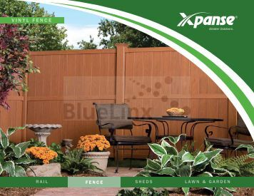 Xpanse Vinyl Fence Guide - BlueLinx