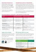 Flakeboard Melamines Brochure - Okaply - Page 3