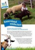 Bauernland entdecken & erleben! - Urlaub auf dem Bauernhof - Seite 4
