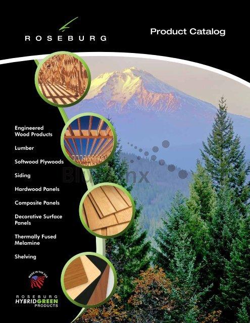 Roseburg Product Catalog - BlueLinx