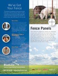 Fence Panels - BlueLinx