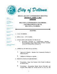 April 1, 2013 RCM Agenda.pdf - City of Deltona, Florida