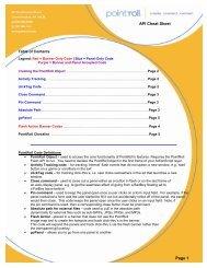 Page 1 1 API Cheat Sheet