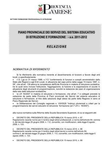 Piano educativo personalizzato for Stima dei costi del piano
