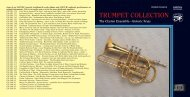 TRUMPET COLLECTION - Chandos