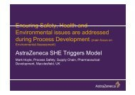 Ensuring Safety Health and Ensuring Safety, Health and