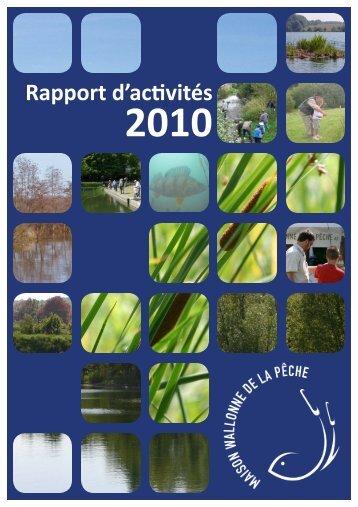 Télécharger le rapport d'activités 2010.