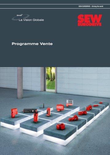 Programme de Vente