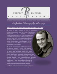Professional Photography Heber City