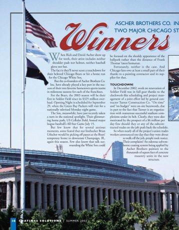 Winners - Protective Coatings, Protective & Marine Coating ...