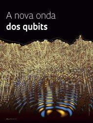 A nova onda dos qubits - Revista Pesquisa FAPESP