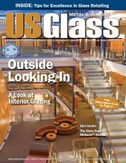 Cover withSpine1:cover.qxd.qxd - USGlass Magazine
