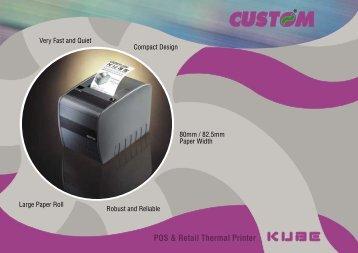 POS & Retail Thermal Printer