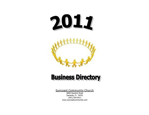 business services - Suncoast Community Church